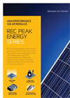 Solar Panels Peak Energy Series