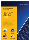 REC Peak Energy Series - Brochure