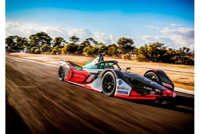 Riello UPS on track with Audi Sport in the Formula E championship