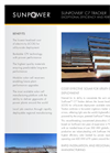 SunPower - C7 - Single-Axis Tracker Brochure