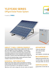 Off-Grid Solar Power System YLSYS 300 SERIE