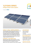 Off-Grid Solar Power System YLSYS 800 Series
