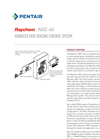 Raychem - Model NGC-40 - Electronic Single-Point Control Monitoring and Power Distribution SystemBrochure