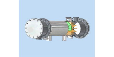 Heavy Duty Shell & Tube Exchangers