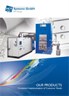 FCT Systeme GmbH Products Brochure