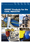 Krebs Coal Spiral Concentrator Brochure
