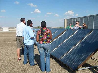 RENAC Online - Certified Renewable Energy Project Developer: Solar Thermal