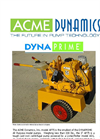 DYNAPRIME - AP75 -  Dynamics' Pumps Brochure