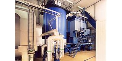 Model VP - Vertical Boiler Plant