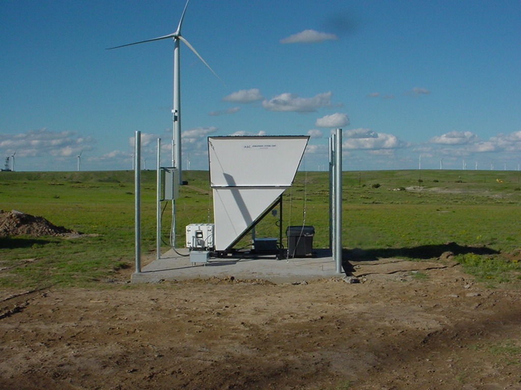Sonic detection and ranging technology solution for wind energy industry - Energy - Wind Energy