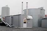 Linka - Mobile Wood Chips  Plant: 100 - 5,000 kW