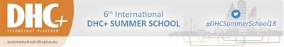 The 6th-International DHC + Summer School