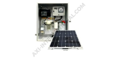 AXI - Model SFM-1080 - Solar Powered Fuel Maintenance System
