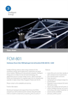Intelligent Energy - Model FCM 800 Series - Fuel Oell Module - Brochure