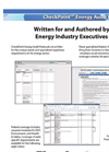 CheckPoint - Energy Audit Protocols Brochure