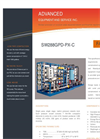 AESINC - Model SW288GPD-PX-C - Containerized Systems - Brochure