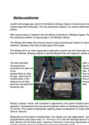 BioGas Conditioning Brochure