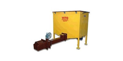 Veto Chip-Matic and Maxi - Silo and Burner