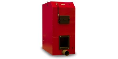 ULMA - Model Industrial 95 kW - Wood Pellet Boiler