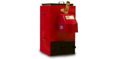 ULMA - Model Mini TCA - Small Compact Pellet Boiler