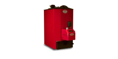 ULMA - Model Lambda 20KW - Compact and Flexible Pellet Boiler