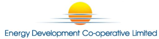 Energy Development Co-operative Limited