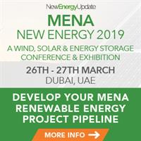 MENA New Energy Conference & Exhibition - 2019