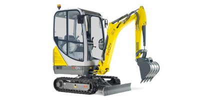 Wacker Neuson - Model 1404 - Compact Excavator with Freedom to Move