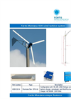 Fortis Montana - Model 5kW 48/5000W Victron - Wind Turbine System Datasheet