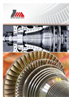 MAPNA - 160 MW - Steam Turbine Brochure