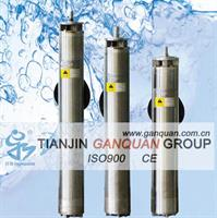 GanQuan - Model QJT - Submersible Pump For Geothermal Wells