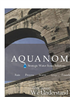 Symphony - Intelligent Water Quality and Energy Efficiency Software Brochure