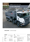 Scania - Model 60 Hz - Power Generation Engines - Brochure