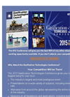 2015 Gasification Technologies Conference Brochure
