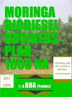 Moringa Business Plan 1000 ha