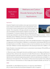 Methane and Carbon Dioxide Sensing for Biogas Applications Notes
