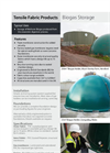 General Biogas Holder Product Sheet