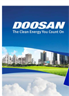 Doosan Fuel Cell Corporate Brochure