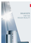 TiSUN - Solar Sets For The Rough Reality Brochure