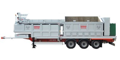Hurikan - Model 1000 - Advanced Mobile Incineration Systems