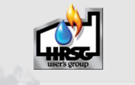 HRSG User`s Group