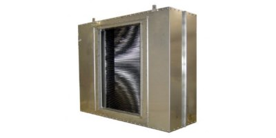 Flex Recuperator - Gas Heat Exchanger
