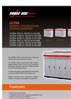 ULTRA 750/1100/1500 PV Inverter Data Sheet