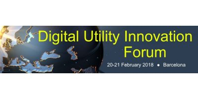 The Digital Utility Innovation Forum - 2018