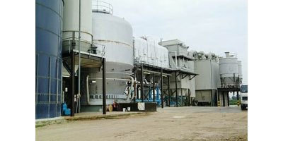 Fluidised Bed Combustion Plant