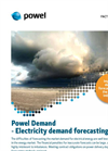 Powel Demand - Electricity Demand Forecasting Software Brochure