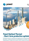 Thermal Powel Optimisation Tool Brochure