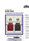 BGM 3655 Model Double Pump Brochure