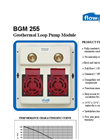FlowCenter - Model BGM-255 - Double Pump - Brochure