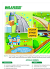 Waaree - Solar Street Lighting System Datasheet